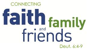 connecting family faith friends
